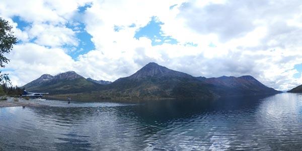 Landing on a Lake