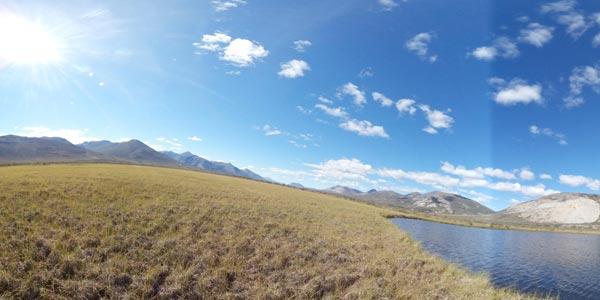 Pingo Lake