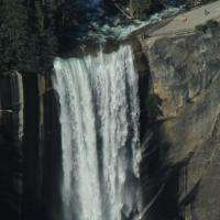 Vernal Falls - W