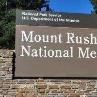 Rushmore Sign