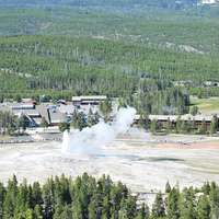 Old Faithful Overlook